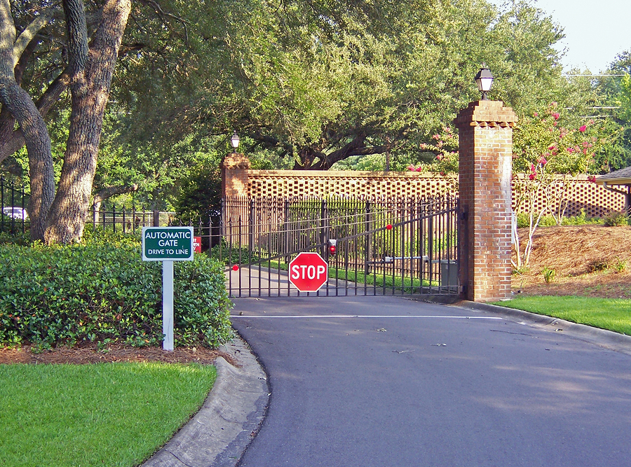 Custom Fencing Automated Gates Wylie Tx Crown Fence Co