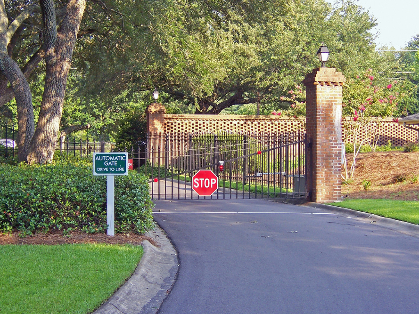 Install Gates for Better Home or Workplace Security
